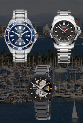 Authorized Watch Retailers